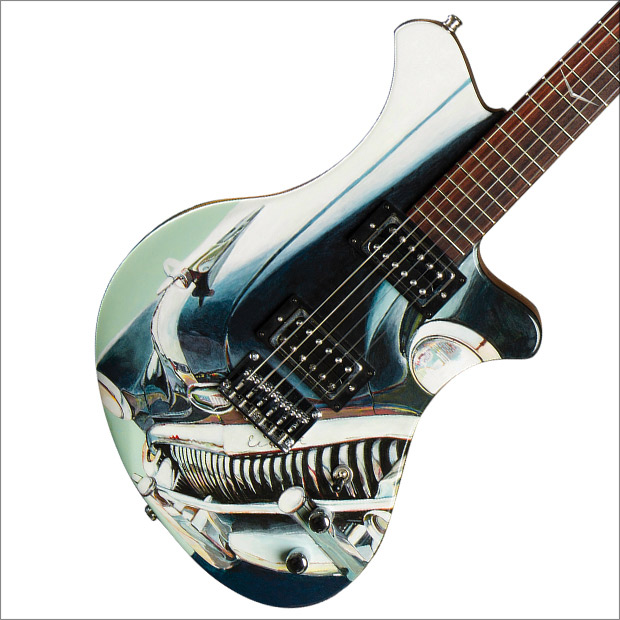 1951 Buick Super Custom Guitar