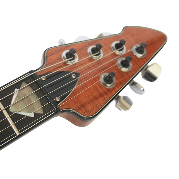Set Neck Guitar by Maret Guitars